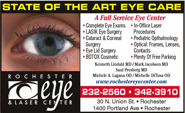 Rochester Eye & Laser Center