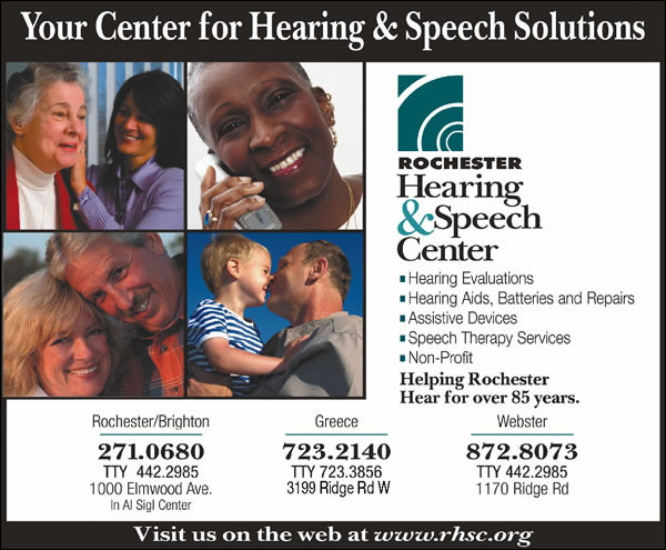 Rochester Hearing And Speech Center