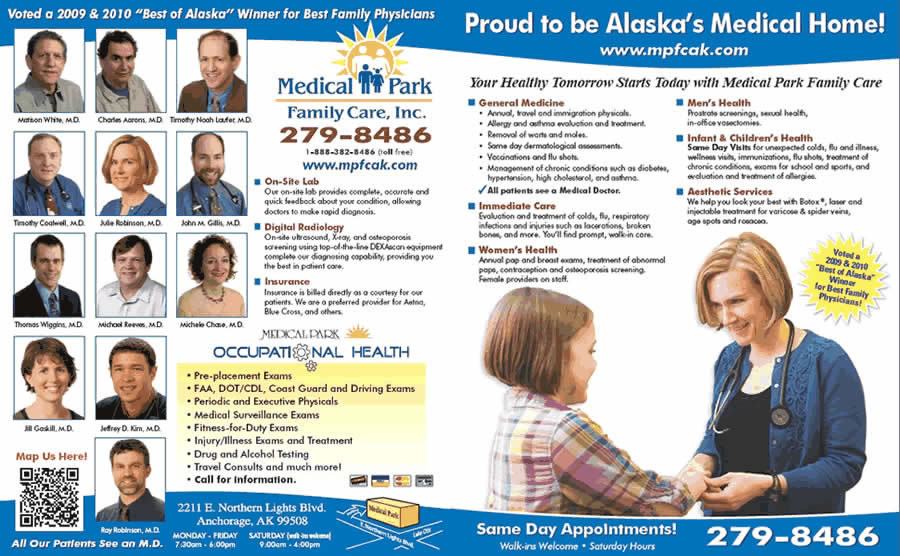 Medical Park Family Care