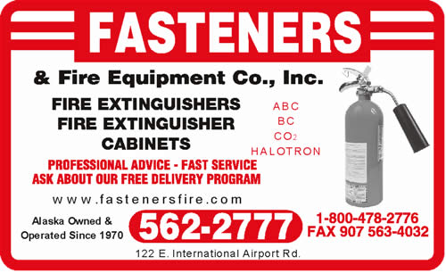 Fasteners & Fire Equipment Co
