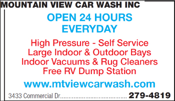 Mountain View Car Wash Inc