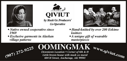 Musk Ox Producers' Co-Operative