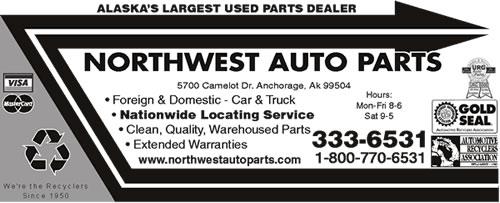 Northwest Auto Parts