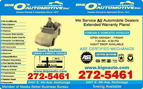 Big O's Automotive