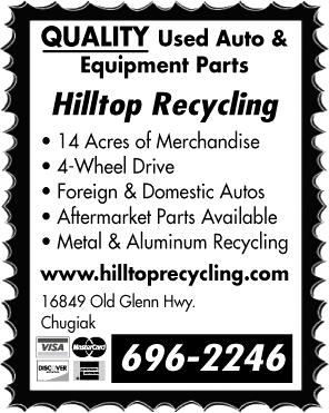 Hilltop Recycling