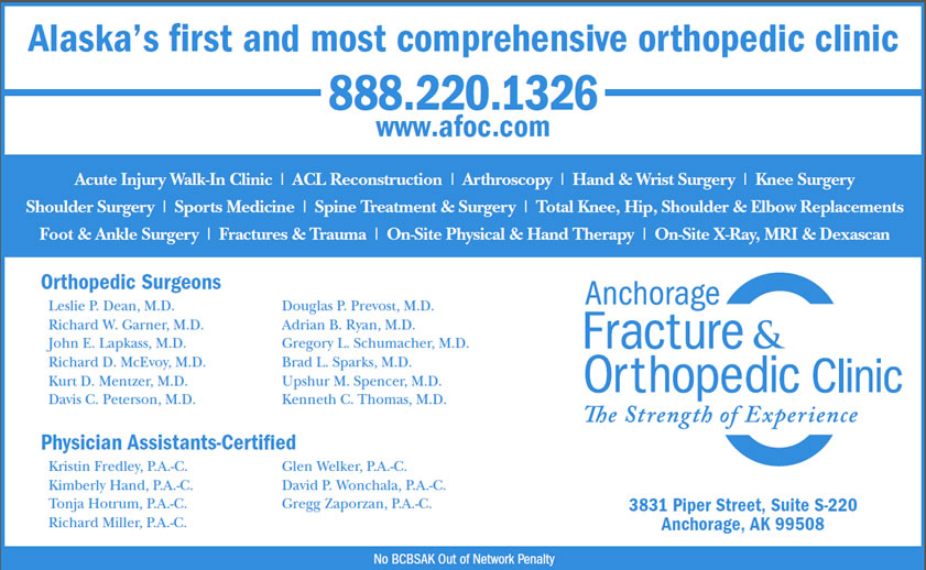 Anchorage Fracture & Orthopedic Clinic