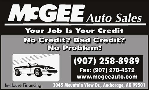 McGee Auto Sales