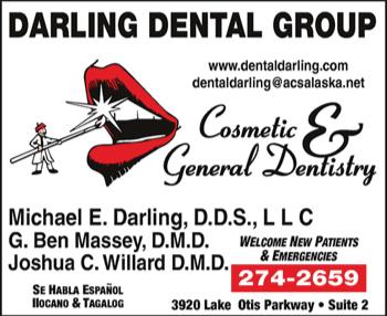 Darling Michael E DDS