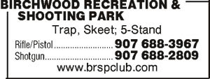 Birchwood Recreation & Shooting Park