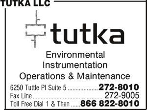 Tutka LLC