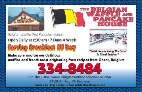 Belgian Waffle & Pancake House