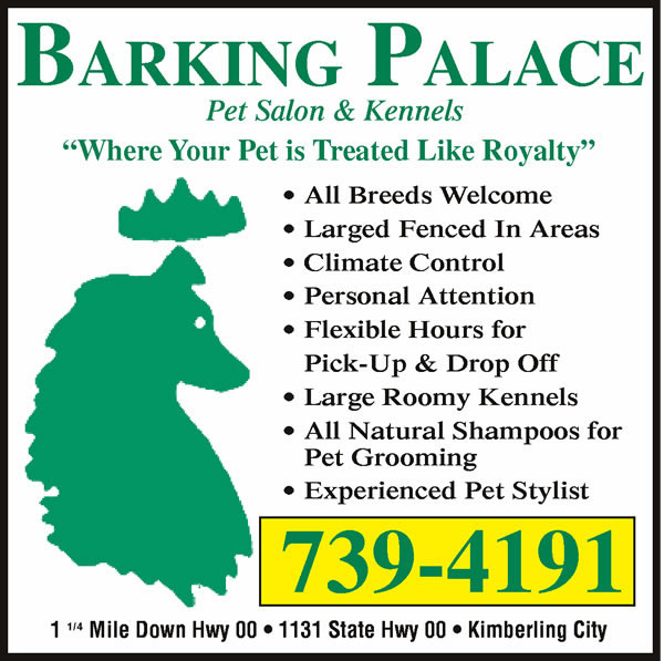 Barking Palace Pet Salon & Kennels