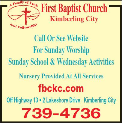 First Baptist Church Of Kimberling City