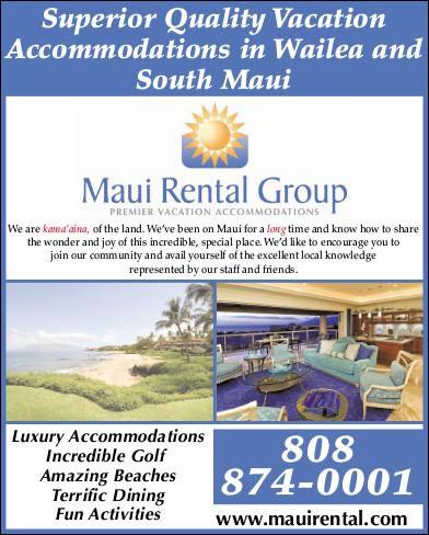 Maui Rental Group LLC