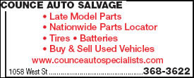 Counce Towing & Salvage