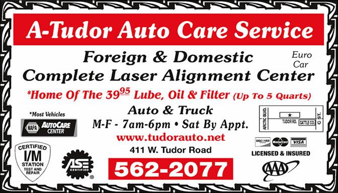 Tudor Auto & Truck Repair