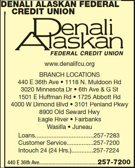 Denali Alaskan Federal Credit Union