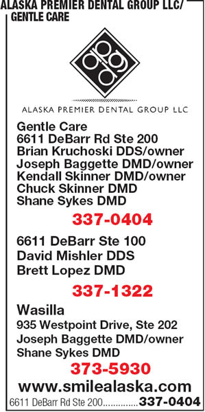 Alaska Premier Dental Group LLC/GentleCare