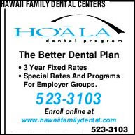 Hawaii Family Dental Centers