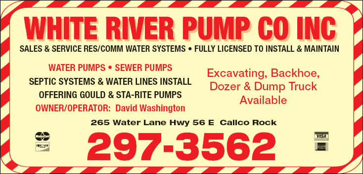 White River Pump Co Inc