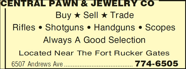Central Pawn & Jewelry Co