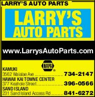 Larry's Auto Parts