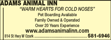 Adams Animal Inn