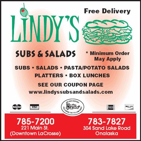 Lindy's Subs & Salads