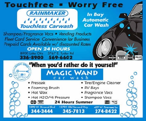Rainmaker Touchless Car Wash The