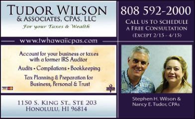 Tudor Wilson & Associates CPAs LLC