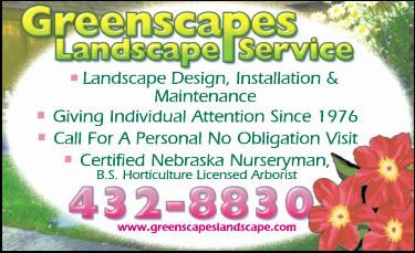 Greenscapes Landscape
