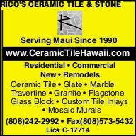 Rico's Ceramic Tile & Stone