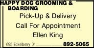 Happy Dog Grooming & Boarding