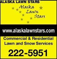 Alaska Lawn Stars