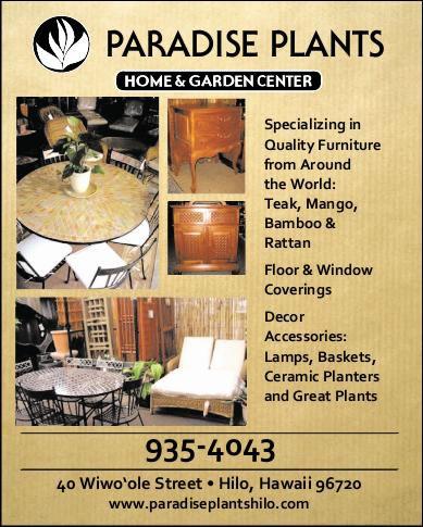 Paradise Plants Home & Garden Center
