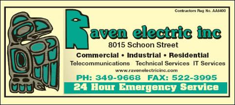 Raven Electric Inc