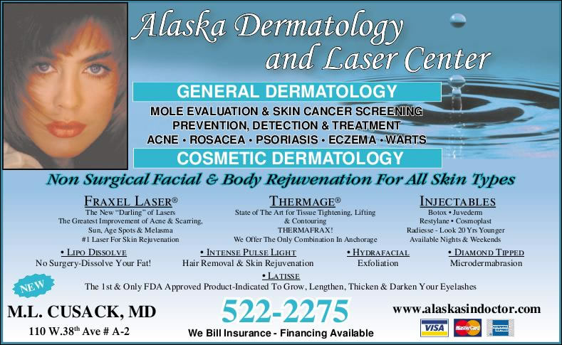 Alaska Dermatology Laser & Skin Cancer Center