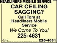 Headliners Mobile Service