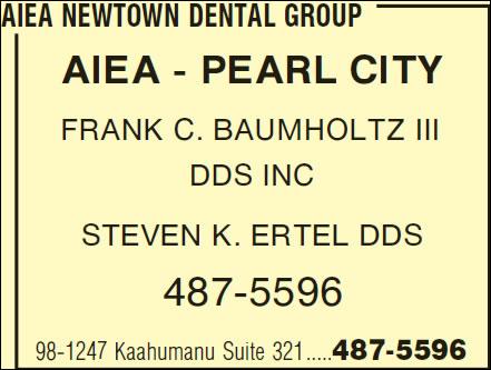 Aiea Newtown Dental Group