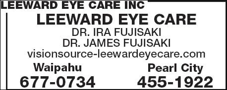 James C Fujisaki DR Optmtrst
