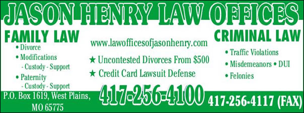 Henry Jason Attorney at Law