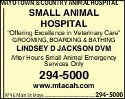 Mayo Town & Country Animal Hospital