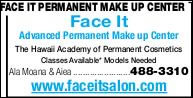 Face It Permanent Make Up Center