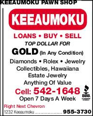 Keeaumoku Pawn Shop