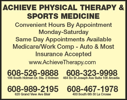 Achieve Physical Therapy & Sports Medicine