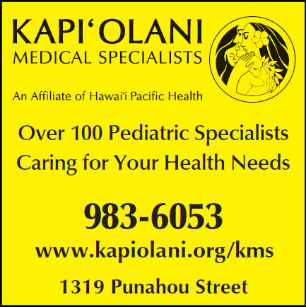 Kapiolani Medical Specialists