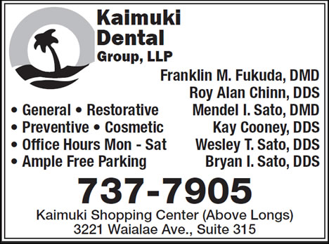 Kaimuki Dental Group LLP