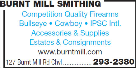 Burnt Mill Smithing