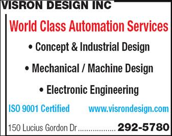 Visron Design Inc