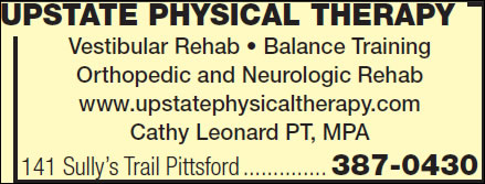 Upstate Physical Therapy PC